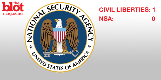 In a big win for civil liberties, a British tribunal has found that the PRISM program run by the NSA violated European human rights laws.