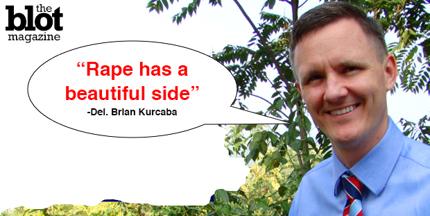 Two more Republicans just made are-you-shitting-me comments about rape, and we think it's time the GOP shuts down its debate — and delusions — about rape. (brianforwv.com photo)