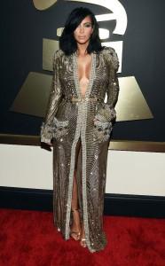 Worst 3 Kim Kardashian in Jean Paul Gaultier