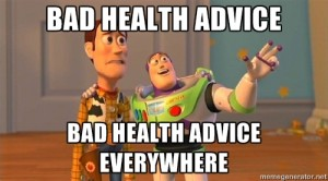 Is Health Advice with Grandiose Omissions Unethical