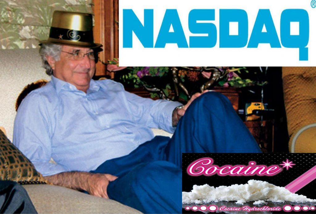 Nasdaq Chairman Bernie Madoff's Sick Cocaine Orgies