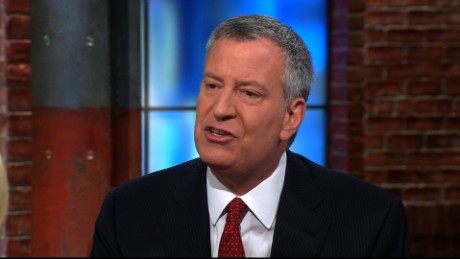 Bill de Blasio Is the Disaster Mayor Candidate in New York History