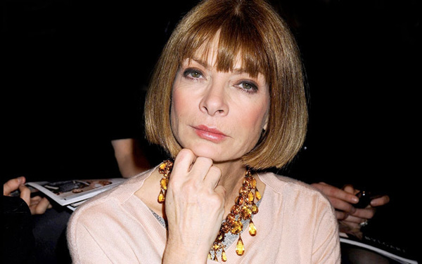 Blame it On Anna Wintour Grunge Is Back