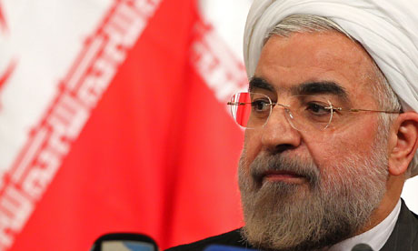 DID IRAN'S PRESIDENT DENY OR CONFIRM THE HOLOCAUST?
