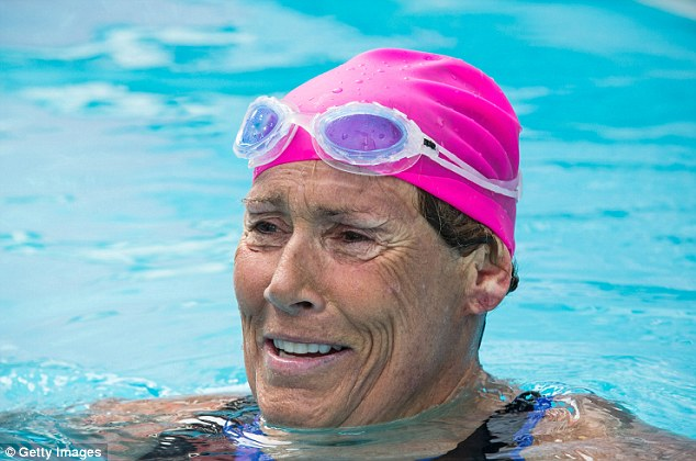 Doubters Cast Shadow Over Diana Nyad's Swim