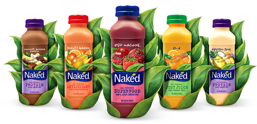 NAKED TRUTH ABOUT NAKED JUICE, ALL MARKETING BS