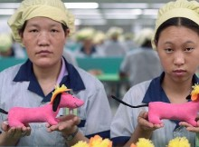 China's Sweatshop University Reveals Grim Reality of China...