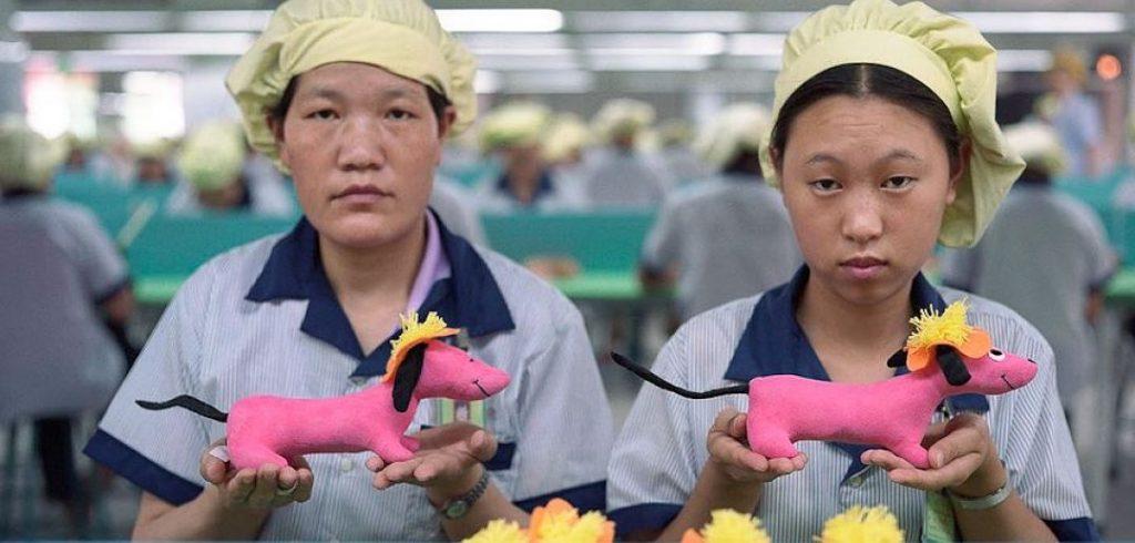 China's Sweatshop University Reveals Grim Reality of China...