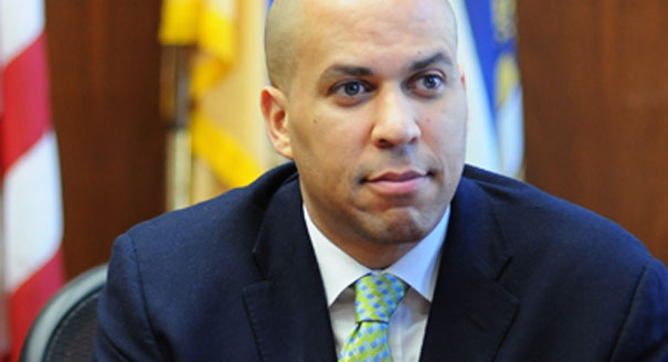 Cocky Cory Booker Wins NJ Special Election For U.S. Senate because...