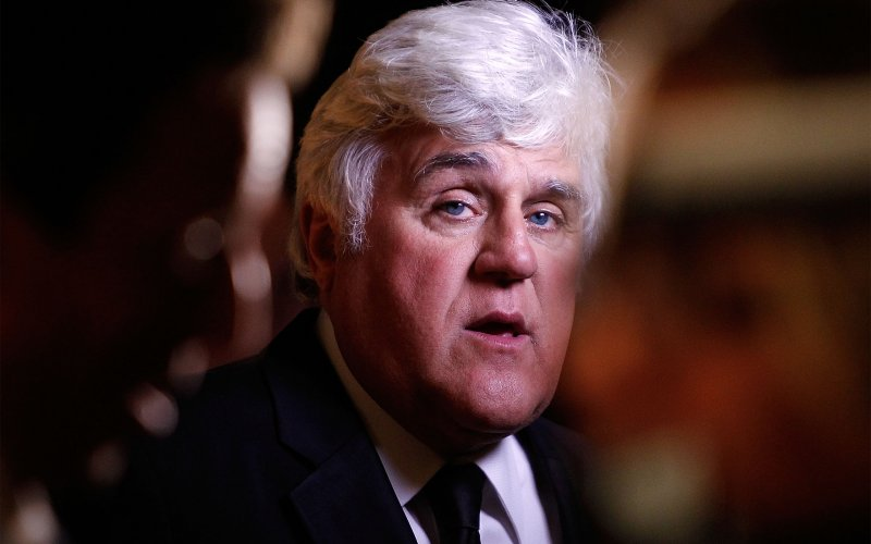 Guest Blogger Jay Leno Talks to Us About The Government Shutdown