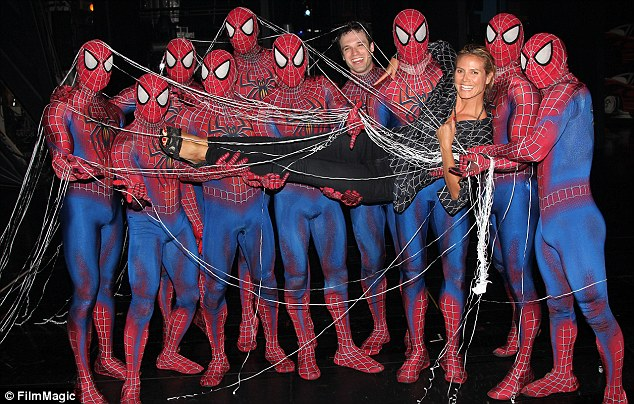HOW SPIDER-MAN, BROADWAY'S MOST EXPENSIVE MUSICAL, CAN TURN A PROFIT