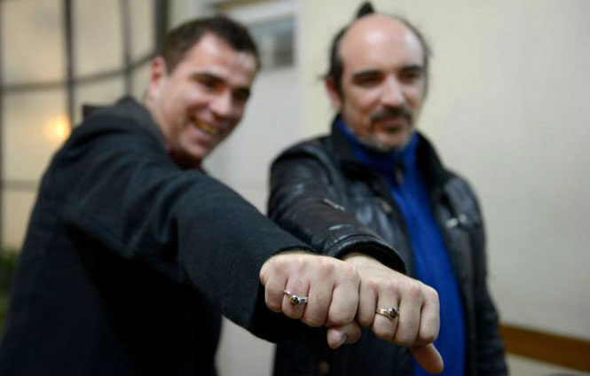 The Fate of Gay Marriage in NJ Threatened