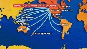The Trans-Pacific Partnership Corporations Officially Own the World