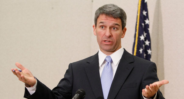 This Week in Sodomy Ken Cuccinelli, Restraining Orders and the Government Shutdown