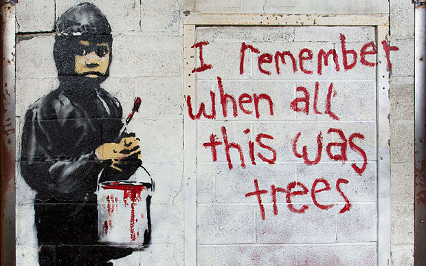 Understanding the Cult of Banksy