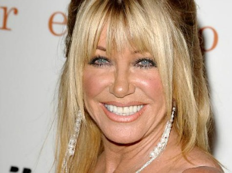 WSJ LETS SUZANNE SOMERS WRITE AN EDITORIAL, HILARITY ENSUES