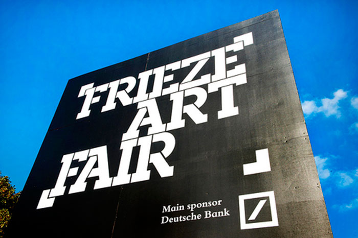 What's New at Frieze and FIAC This Year Nothing, Really