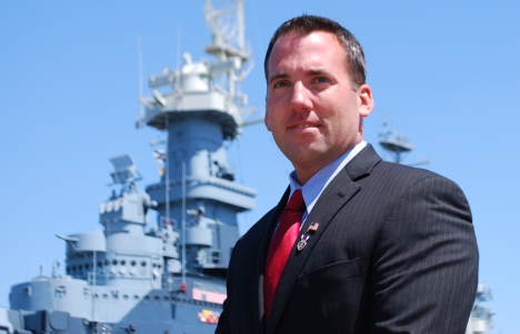 Congressman Hopeful, Jason Thigpen Abandons GOP Ship For More Democratic Pastures