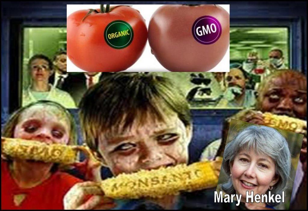 Hey Hey, Ho Ho, This GMO Label Has Got to Go