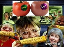 Hey Hey, Ho Ho, This GMO Label Has Got to Go
