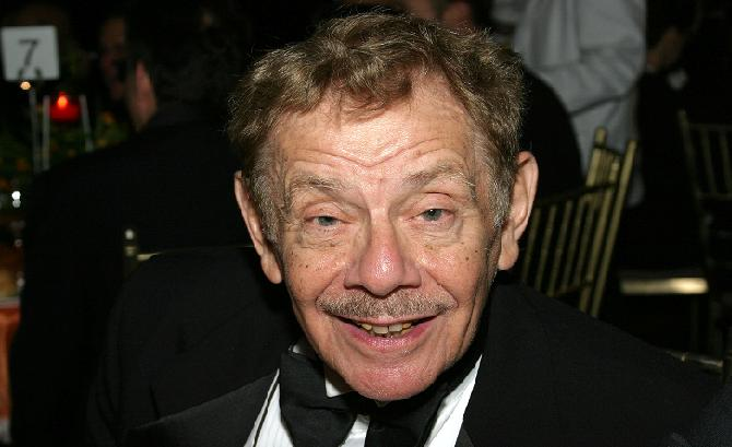 JERRY STILLER ON BEING IN BENDEL'S NEW WINDOWS