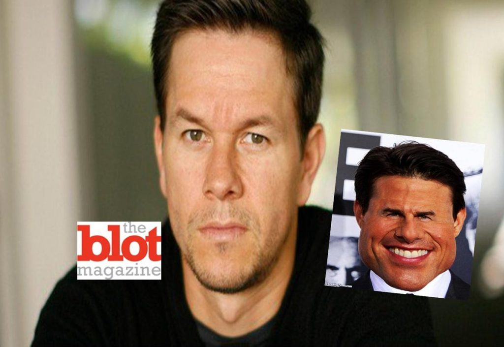 Mark Wahlberg Goes H.A.M. on Tom Cruise