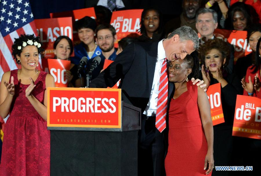 New York Election Moves City Government to the Left