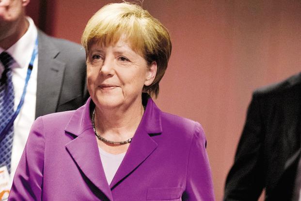 Read Edward Snowden's Full Letter to Germany's Angela Merkel