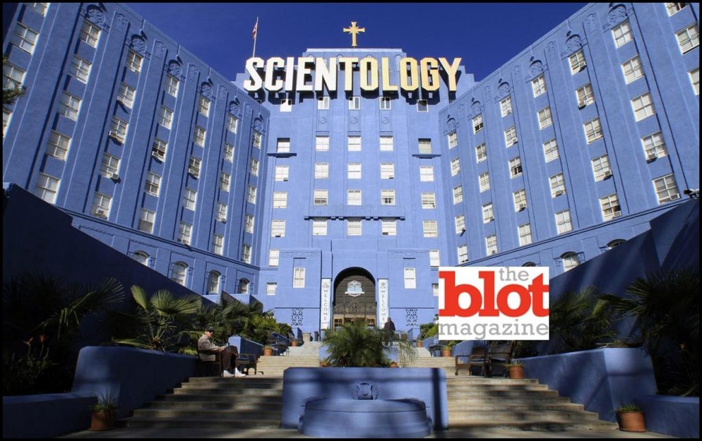SCIENTOLOGY TO GIVE ITS MEMBERS SUPERPOWERS
