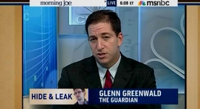 Spying on America How Glenn Greenwald Got His Groove Back