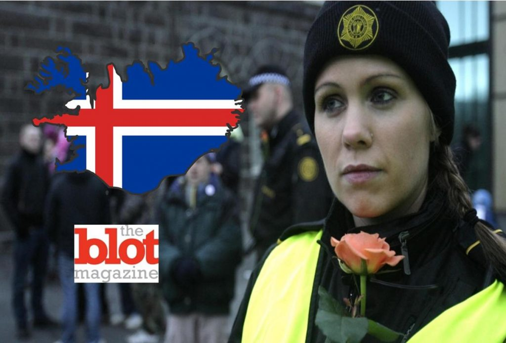 DEVASTATED Iceland's Police Kill Someone For the First Time Ever