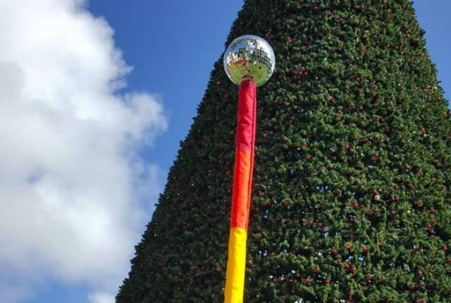 Festivus Pole Made of PBR Cans to Be Erected in Florida