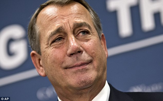 John Boehner Acknowledges That Women Are People Too
