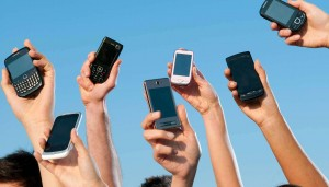 Mobile Device Sales Are Blowing Up before the big drop...
