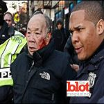 84 Year Old Chinese Man Gets Beaten by NYPD For Jaywalking