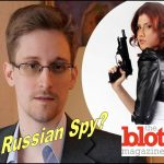 BRAKING, Snowden Might Have Been a Russian Recruit All Along