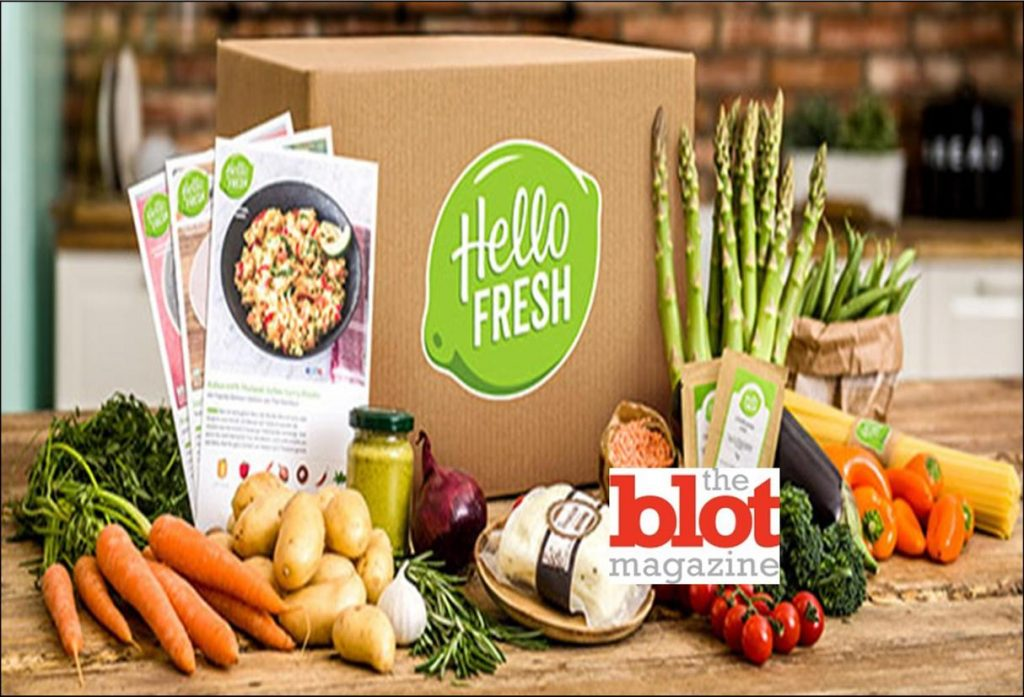 HelloFresh Turns You Into a Gourmet Health Chef
