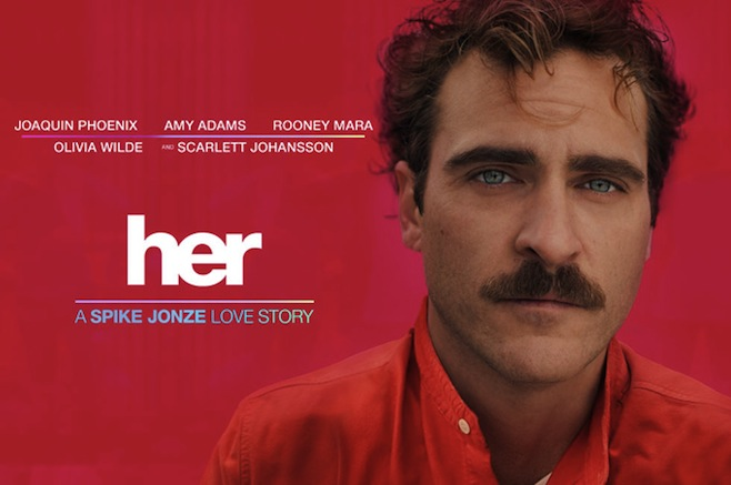 Spike Jonze's 'Her' Is so Much More Than Just a Love Story