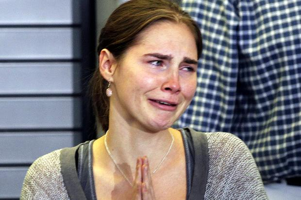 Amanda Knox Found Guilty of Murder — For Real This Time