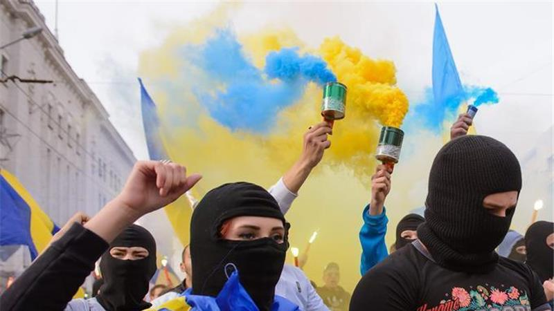BLOODSHED AND UNREST A GUIDE TO THE PROTESTS IN UKRAINE, VENEZUELA AND THAILAND