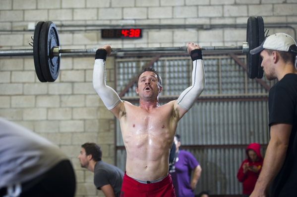 CROSSFIT IN THE CROSSFIRE AFTER MAN SEVERS SPINE