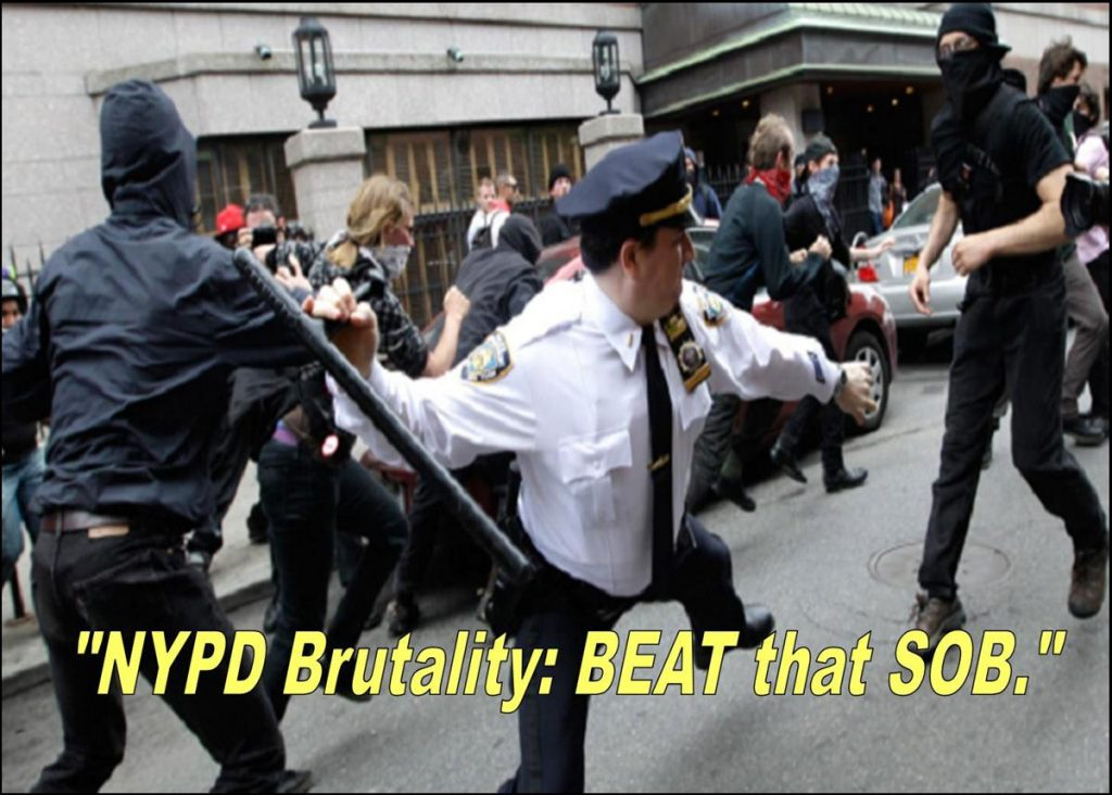 Has the NYPD Amped Up Police Brutality
