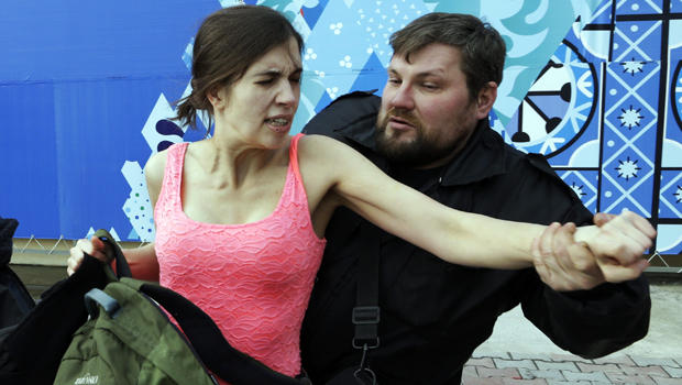 PUSSY RIOT MEMBERS FIGHT RUSSIAN PRISON SYSTEM WITH NEW HUMAN RIGHTS GROUP