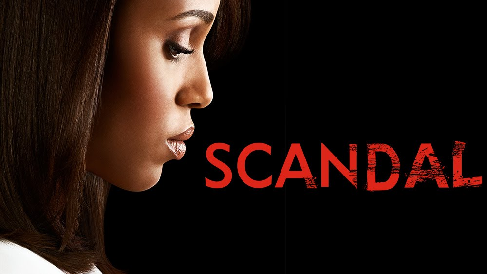 'SCANDAL' HAS BECOME AN OPERATIC TRAGEDY, AND I'M NOT ABOUT THAT LIFE