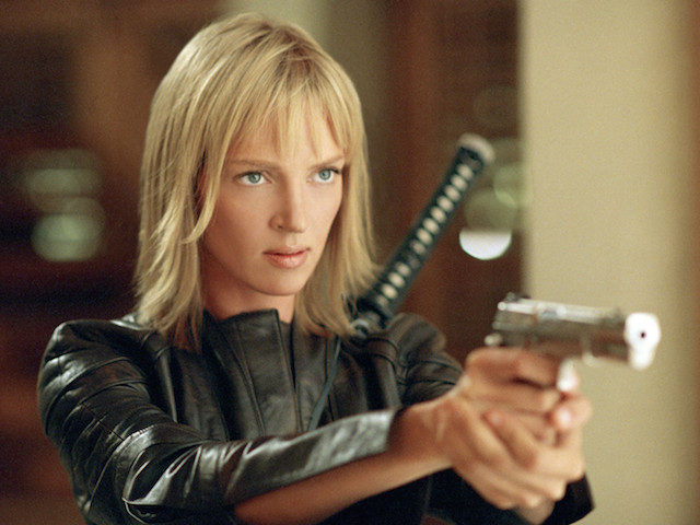 Uma Thurman Talks to Us About Nymphomaniacs, Lars von Trier and Woody Allen