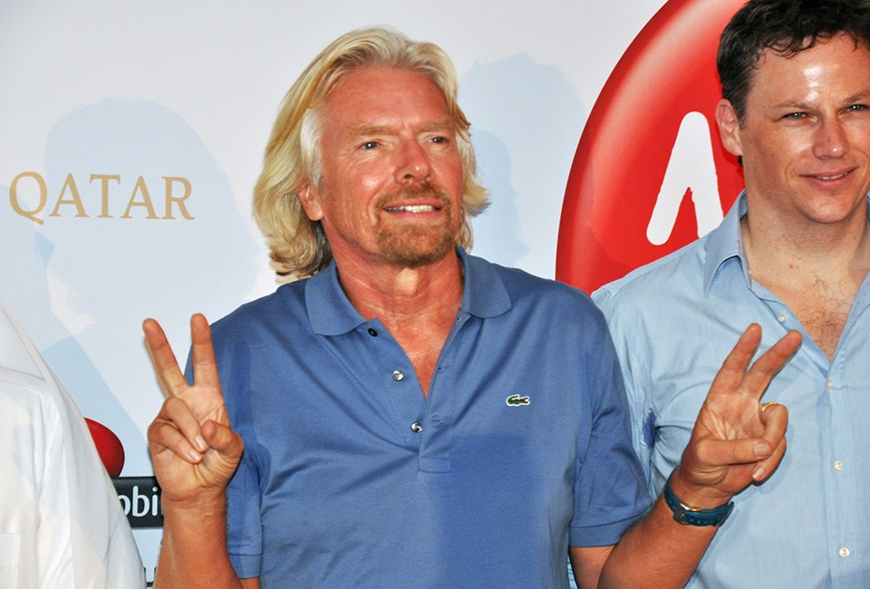 Benjamin Wey Richard Branson Should Get Taxed More