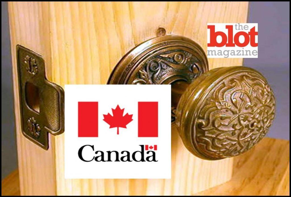 Dumb Canadians Launch War Against Doorknobs