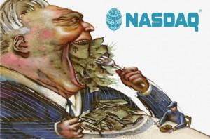 Edward Knight, William Slattery, Nasdaq Stock Market