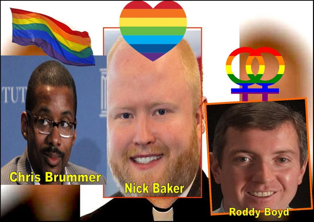 Gay Men, Nick Baker, Roddy Boyd, Chris Brummer, Dune Lawrence, Annie Mass, Bloomberg, Can We Stop Hurting Each Other