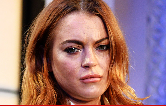 Lindsay Lohan Is Once Again a PR Nightmare